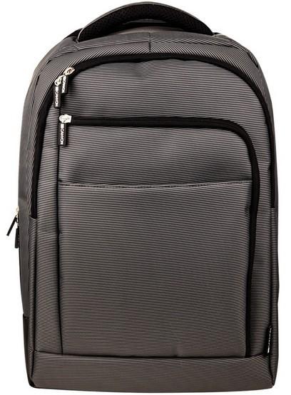 """Batoh CANYON pohodlný batoh na 15.6 """"notebook, šedý"""