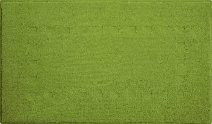 Batu - Kúpeľňová predložka 65x115 cm (zelená)