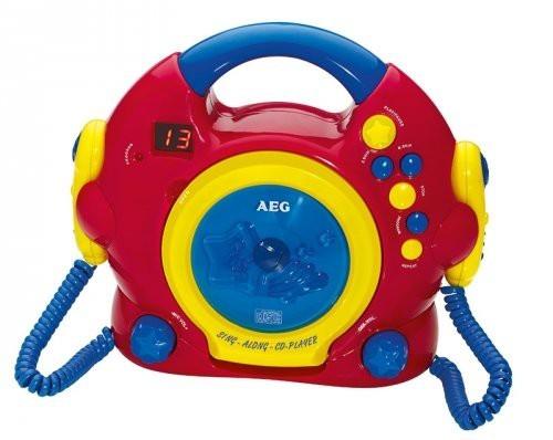 Bazár audio AEG CDK 4229 ROZBALENÉ