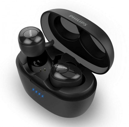 Bazár audio Bezdrôtové slúchadlá Philips SHB2505BK, čierna
