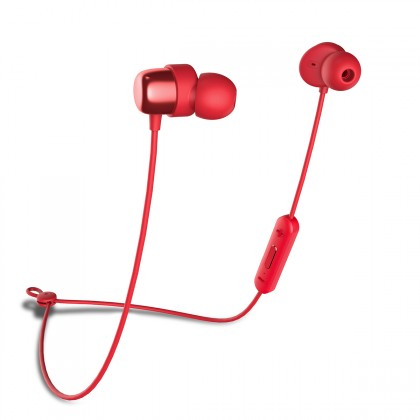Bazár audio Niceboy HIVE E2 červená hive-e2-red