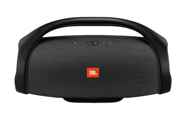 Bazár audio Prenosný reproduktor JBL Boombox čierny