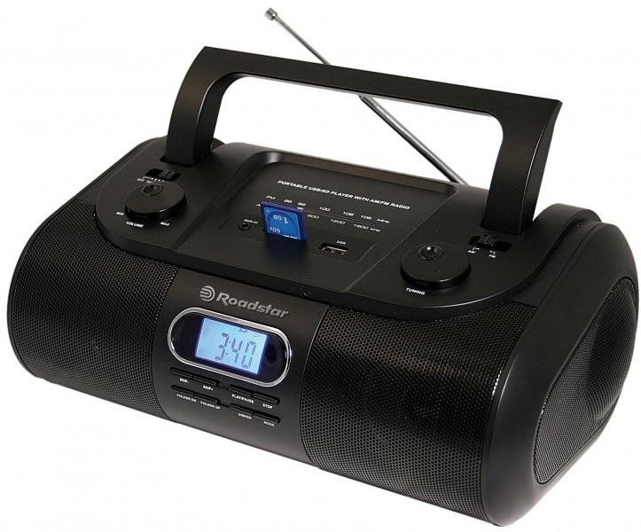 Bazár audio Roadstar RU-295BK ROZBALENO