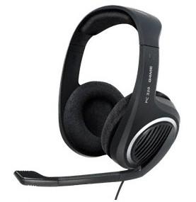 Bazár audio Slúchadlá SENNHEISER, PC 320 ROZBALENÉ