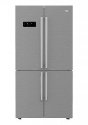 Bazár chladničky Americká chladnička BEKO GN1416231JX