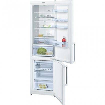 Bazár chladničky Bosch KGN39XW37, NoFrost OBAL POŠKODENÝ