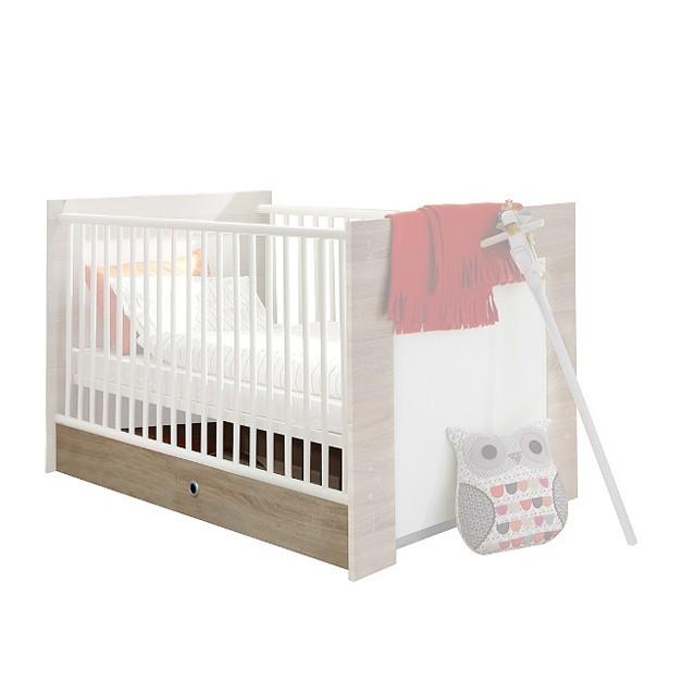 Bazár detské izby Elisa 384227 (dub/alpská biela)