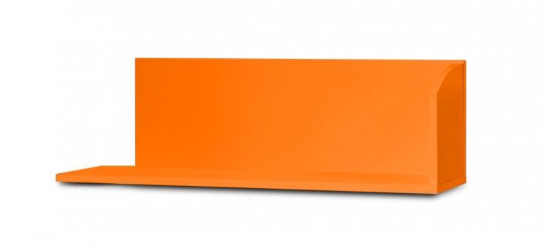 Bazár detské izby Happy Typ 37 (tmavě oranžová )
