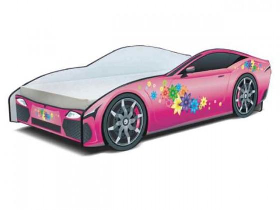 Bazár detské izby Seria Cars - pink(ružová)