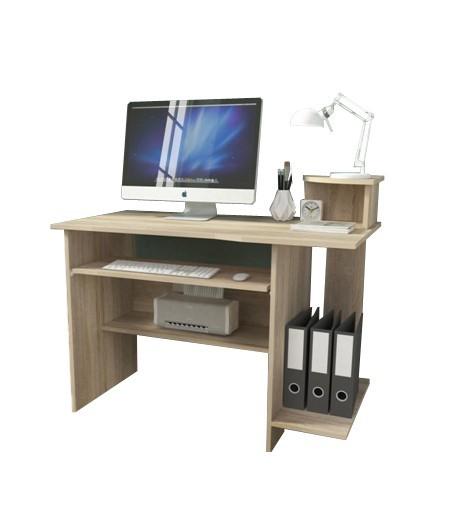 Bazár kancelárie P5 - Kancelársky stôl (dub sonoma)