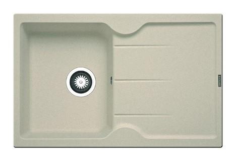 Bazár kuchyne, jedál Carmina 1B 1D - dřez, výtok. otvor 92 (78x50), rozměr dřezové nád