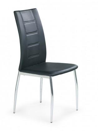Bazár kuchyne, jedál K134 - Jedálenská stolička (čierna)