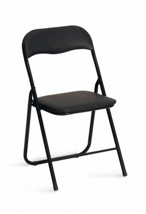 Bazár kuchyne, jedál K5 - Jedálenská stolička (čierna)