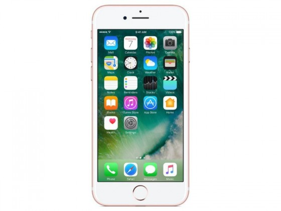 Bazár mobily, GPS Apple iPhone 7 256GB, rose gold ROZBALENÉ