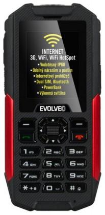 Bazár mobily, GPS EVOLVEO StrongPhone X3 POUŽITÝ, NEOPOTREBOVANÝ TOVAR