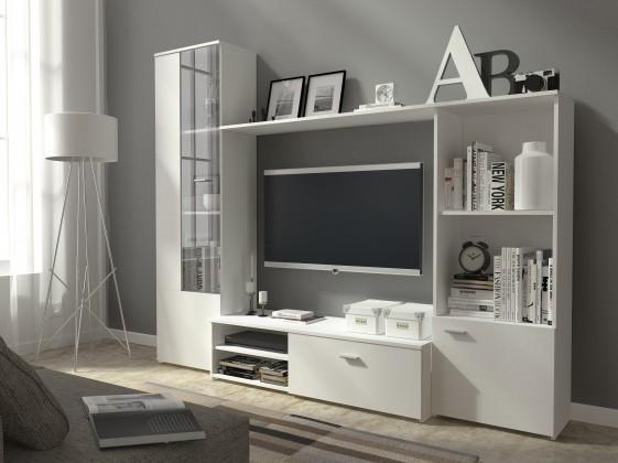 Bazár obývacie izby Hugo (biela)