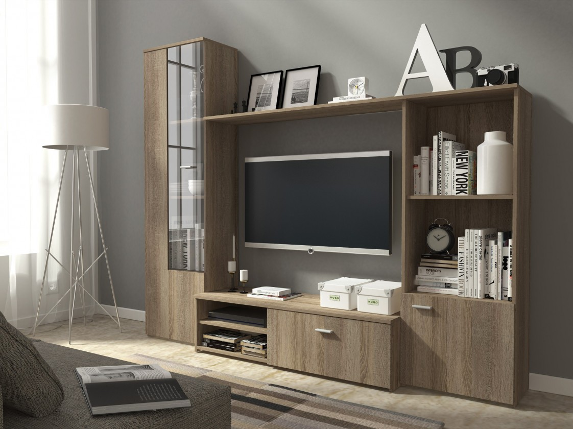 Bazár obývacie izby Hugo (dub truffel)