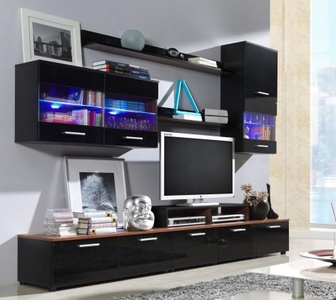 Bazár obývacie izby Logo II - Obývacia stena