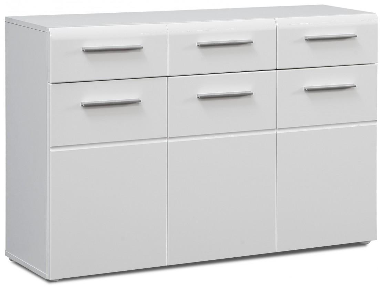Bazár obývacie izby Slate-STXK13-Q86(biela mat/biela lesk)