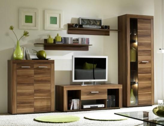 Bazár obývacie izby Tako - obývacia stena (slivka)