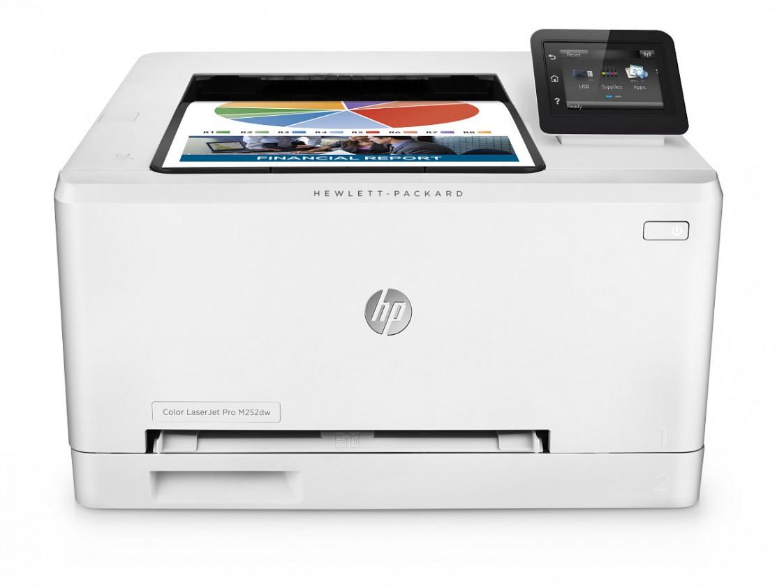 Bazár PC doplnky, ka HP Color LaserJet Pro 200 M252dw B4A22A POUŽITÝ, NEOPOTREBOVANÝ T