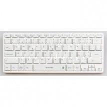 Bazár PC doplnky, kancelár EVOLVEO WK29W Bluetooth CZ, bílá ROZBALENO