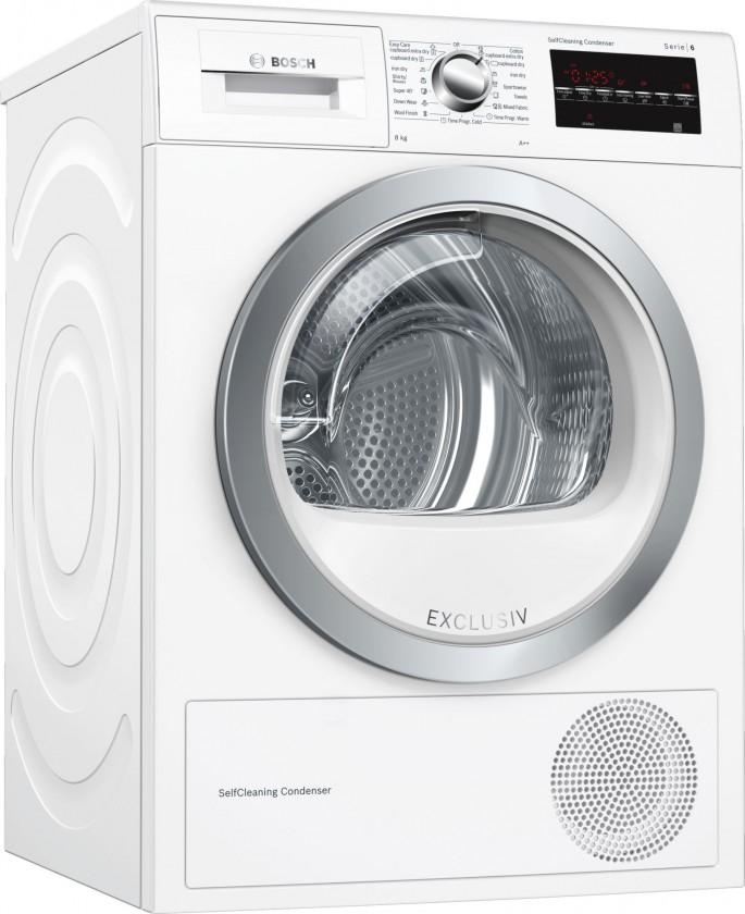 Bazár práčky a sušič Bosch WTW85490BY VADA VZHĽADU, ODRENINY