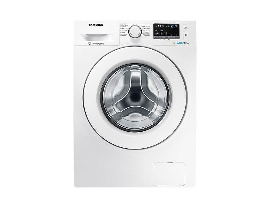 Bazár práčky a sušič SAMSUNG WW60J4210LW POUŽITÉ, NEOPOTREBOVANÝ TOVAR
