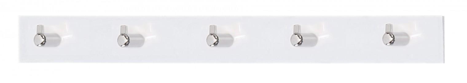 Bazár predsiene AC-12 B - nástenný vešiak (biela)