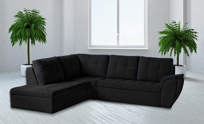 Bazár sedacie súprav Coco-ľavá(1a425-sedák / 1A355-paspula)