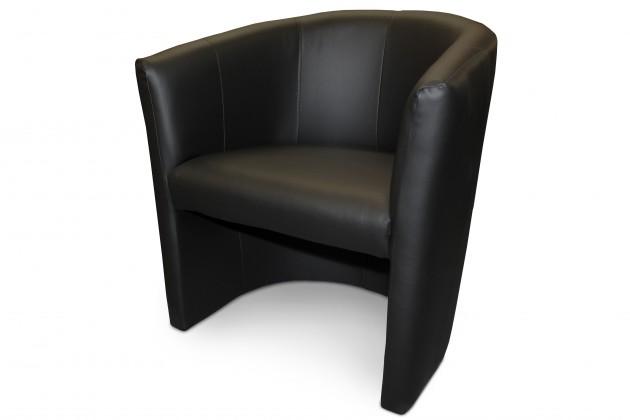 Bazár sedacie súprav Cube 1 - čierna