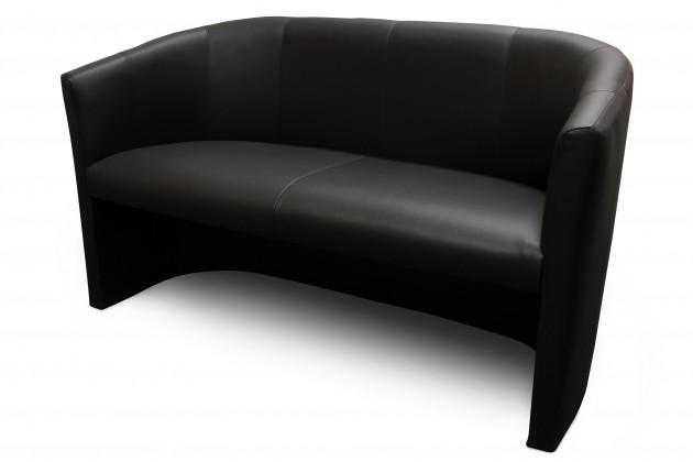 Bazár sedacie súprav Cube (čierna)