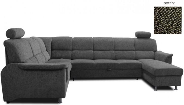 Bazár sedacie súprav Duo Panama Maxi 2(P)-R-3F-OT(L) (berlin 01)