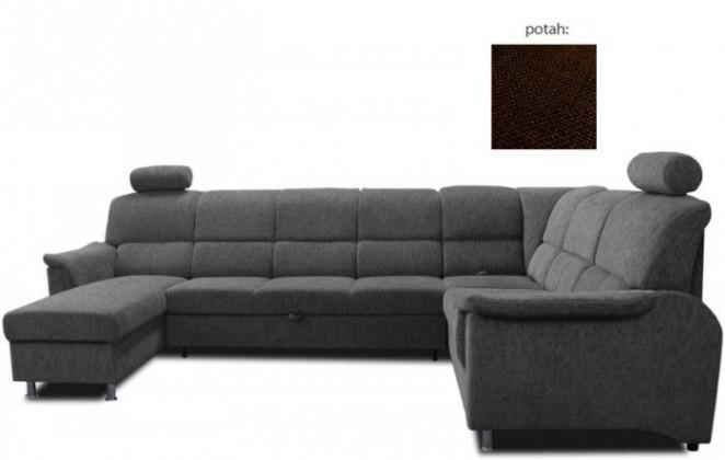 Bazár sedacie súprav Duo Panama Maxi OT(P)-3F-R-2(L) (afryka 725)