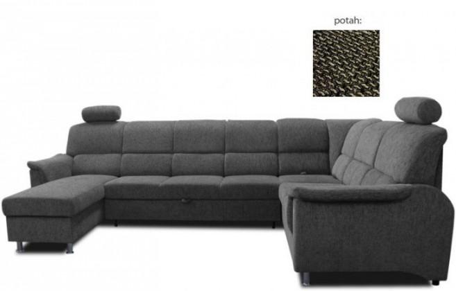 Bazár sedacie súprav Duo Panama Maxi OT(P)-3F-R-2(L) (berlin 01)