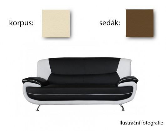 Bazár sedacie súprav Edit - trojsedák (madrid 112/madrid 124)