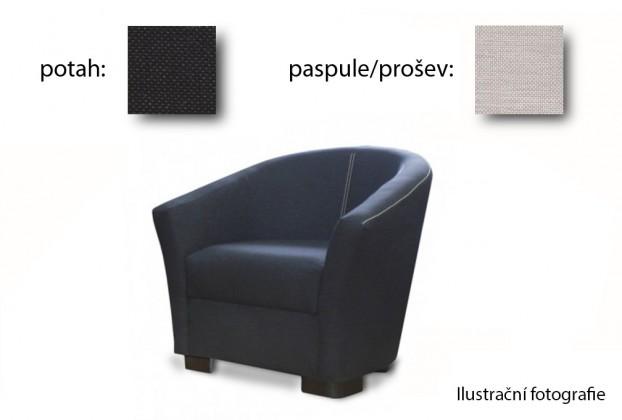 Bazár sedacie súprav Fidzi - křeslo (boss 14 / boss 1)