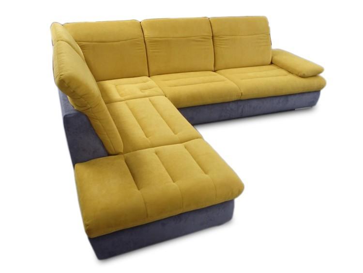Bazár sedacie súprav Glamour - Sedacia súprava 3-sedák, 1,5-sedák, roh ľavý
