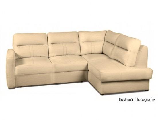 Bazár sedacie súprav Larry - 2F-OTM/BK(creme E200, sk. VI (MIX))