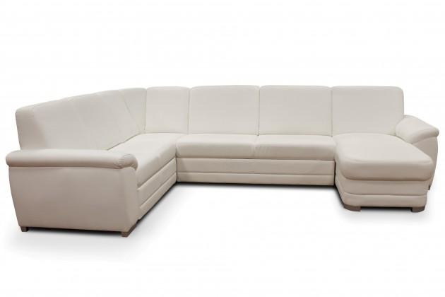 Bazár sedacie súprav Nuuk - Roh pravý (cayenne 1115 ultra white)