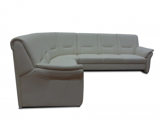 Bazár sedacie súprav Oman - Roh ľavý (antonio white)