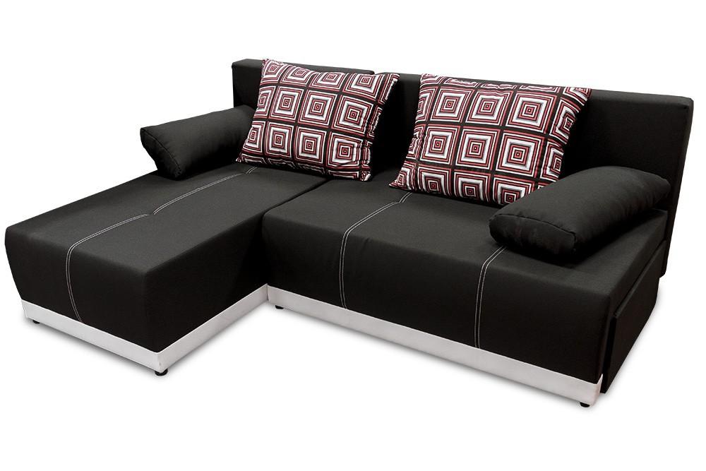 Bazár sedacie súprav Picolo II(savana 14 černá+196/1 + eco, sk. I)