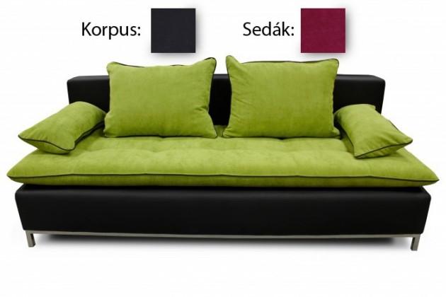 Bazár sedacie súprav Riko - Pohovka (soft 11, korpus/sun 66, sedák)