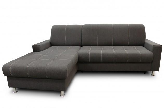 Bazár sedacie súprav Simone - Roh ľavý (inari 96/prešitie 2545 biele)