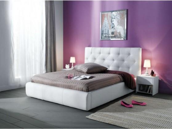 Bazár spálne Jasmine 200x140 - Rám postele (madryt 120)