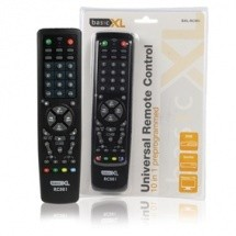 Bazár televízory BasicXL - Dálkový ovladač univerzání 10 v 1 - BXL-RC001 ROZBALENO