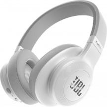 Bazdrôtové slúchadlá JBL E55BT biela