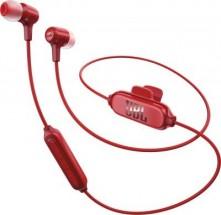 Bazdrôtové slúchadlá JBL Synchros E25BT červená