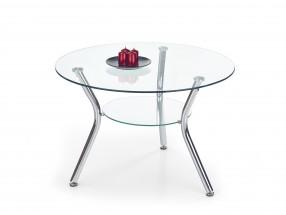 Becky - Konferenčný stolík (bezfarebný)