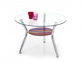 Becky - Konferenčný stolík (viacfarebný)